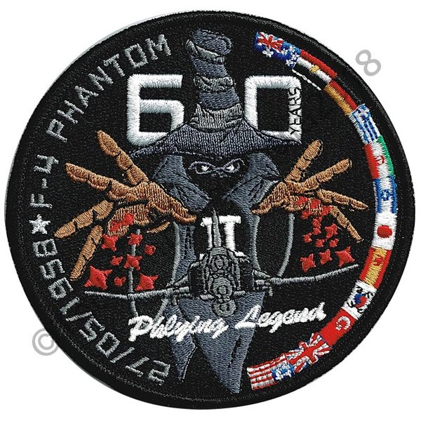 60 Years F-4 Phantom