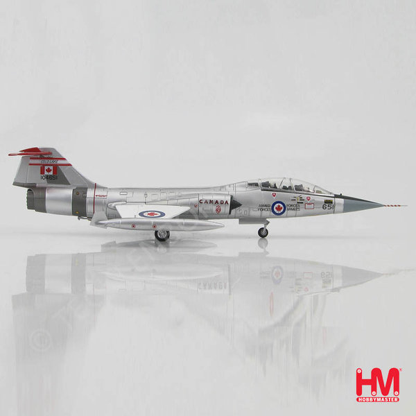 Hobbymaster CF-104D Starfighter 10465 417th S/R OTU, Royal Canadian Air Force